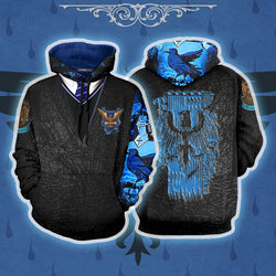The Ravenclaw Eagle Harry Potter Hoodie