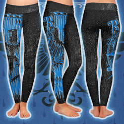 The Ravenclaw Eagle Harry Potter Leggings