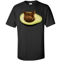 Avocato T-Shirt Avocado Cat