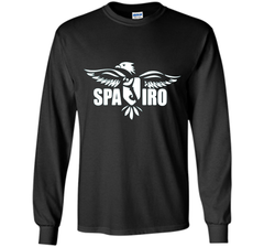 SPAIRO Team Shirt cool shirt LS Ultra Cotton Tshirt - WackyTee