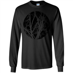 Tree Of Life T-shirt Save Our Planet LS Ultra Cotton Tshirt - WackyTee