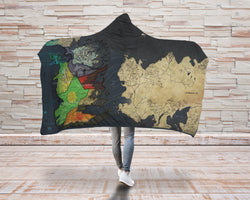 Game Of Thrones 3D Hooded Blanket