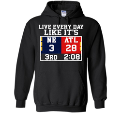 Live Every Day Like It's 3rd 28 T-shirt