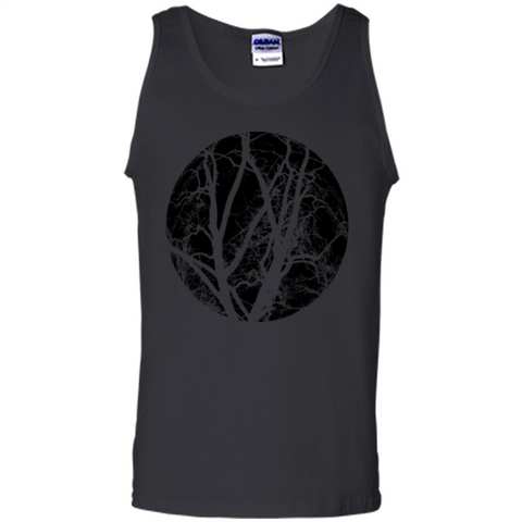 Tree Of Life T-shirt Save Our Planet Black / S Tank Top - WackyTee