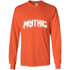 Allegorically Simple T-shirt Mythic LS Ultra Cotton Tshirt - WackyTee