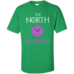 Movies T-shirt The North Members T-shirt Custom Ultra Cotton - WackyTee