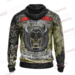 Viking Only Trust Someone Who Can See 3 Things In You Zip Up Hoodie Fullprinted Zip Up Hoodie - WackyTee