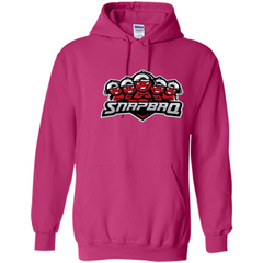 Team Snapbaq Perfect T-shirt Pullover Hoodie 8 oz - WackyTee
