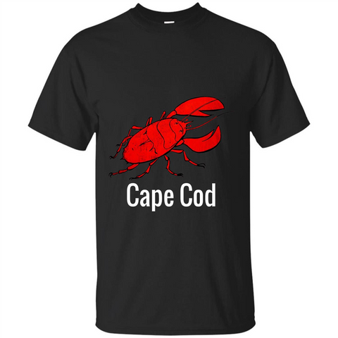 Cope Cod T-shirt Black / S Custom Ultra Tshirt - WackyTee