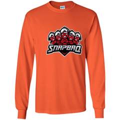 Team Snapbaq Perfect T-shirt LS Ultra Cotton Tshirt - WackyTee