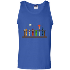 Muppet Science T-shirt Tank Top - WackyTee
