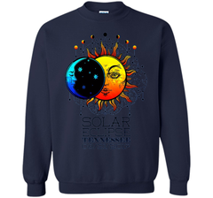 Tennessee Total Solar Eclipse Tennessee Ancient TT-shirt Printed Crewneck Pullover Sweatshirt 8 oz - WackyTee