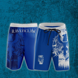 Quidditch Ravenclaw Harry Potter Beach Short