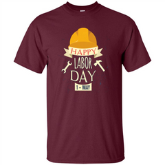 Happy Labor Day T-shirt Custom Ultra Tshirt - WackyTee