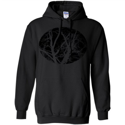 Tree Of Life T-shirt Save Our Planet Black / S Pullover Hoodie 8 oz - WackyTee