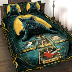 Cat Redear 3D Quilt Set
