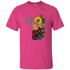 Nub's Produce Durham Sunflower T-shirt Custom Ultra Tshirt - WackyTee