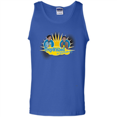 Troy And Abed In The Morning T-shirt Tank Top - WackyTee