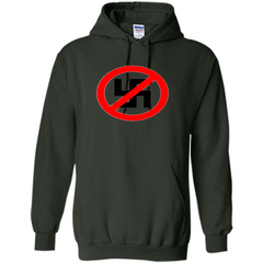 Anti-Nazi Shirt Support Equal Rights T-shirt Pullover Hoodie 8 oz - WackyTee
