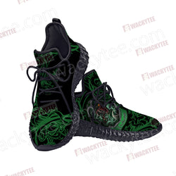 Cunning Like A Slytherin Harry Potter Yeezy Shoes