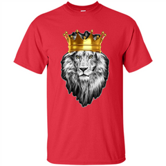 King Lion Awesome Super T-shirt Custom Ultra Cotton - WackyTee