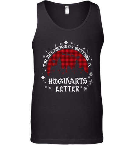 I'm Dreaming Of Getting A Hogwarts Letter Harry Potter Tank Top