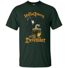 HalloQueen Are Born In December T-shirt Custom Ultra Tshirt - WackyTee
