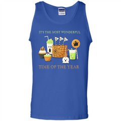 Halloween T-shirt It's The most Wonderful Time Of The Year Tank Top - WackyTee