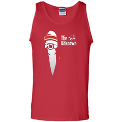 The Unknown T-shirt Tank Top - WackyTee