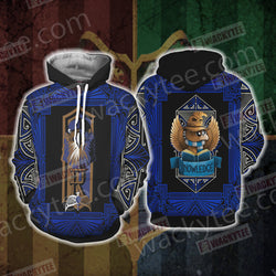 Harry Potter - Dedication Ravenclaw House Unisex Hoodie