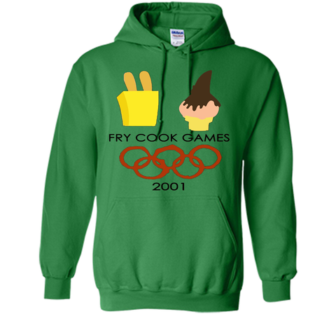 Fry Cook Games Limited Edition shirt