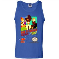 TV Series T-shirt The It Crowd Standard Nerds Tank Top - WackyTee