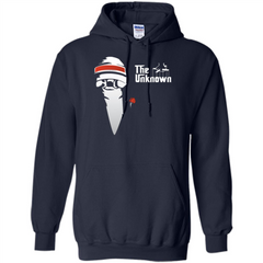 The Unknown T-shirt Pullover Hoodie 8 oz - WackyTee