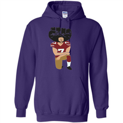 I'm With Kap T-shirt Pullover Hoodie 8 oz - WackyTee