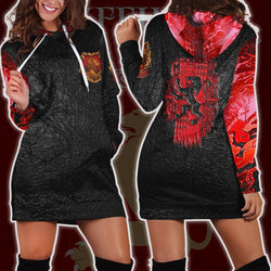The Gryffindor Lion Harry Potter 3D Hoodie Dress