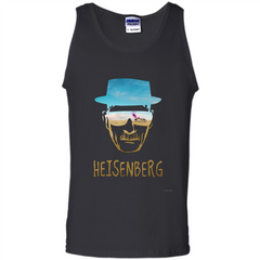Science T-shirt Werner Karl Heisenberg Tank Top - WackyTee