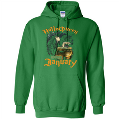 HalloQueen Are Born In January T-shirt Pullover Hoodie 8 oz - WackyTee
