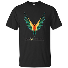 Be A Maverick T-shirt Color T-shirt Custom Ultra Tshirt - WackyTee