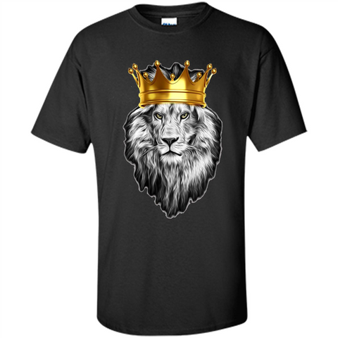 King Lion Awesome Super T-shirt Black / S Custom Ultra Cotton - WackyTee