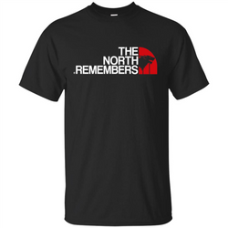 GoT T-shir The North Remembers T-shirt