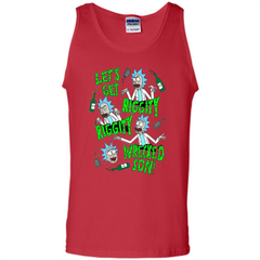 TV Series Riggity Riggity Wrecked T-shirt Tank Top - WackyTee