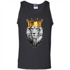 King Lion Awesome Super T-shirt Tank Top - WackyTee