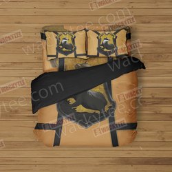 Harry Potter - Hufflepuff Bed Set