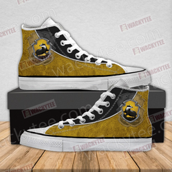 Harry Potter - Hufflepuff Edition New Style High Top Shoes