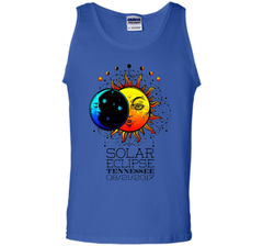 Tennessee Total Solar Eclipse Tennessee Ancient Tshirt cool shirt Tank Top - WackyTee