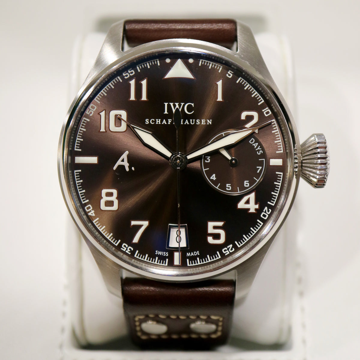 Big Pilot's Watch Edition Antoine de Saint Exupéry - Swiss Emporium Melbourne
