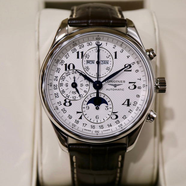 Longines Master Collection - Swiss Emporium Melbourne