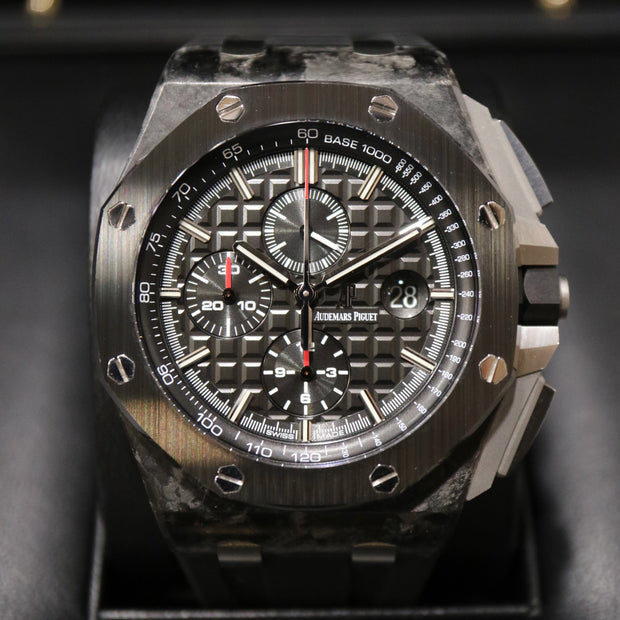 Royal Oak Offshore Chronograph - Swiss Emporium Melbourne