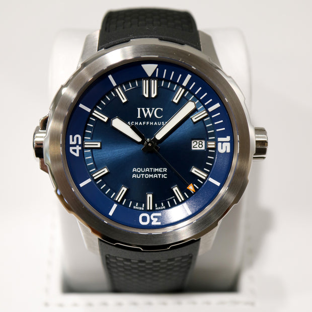 "Aquatimer Automatic Edition ""Expedition Jacques-Yves Cousteau"" - Swiss Emporium Melbourne"
