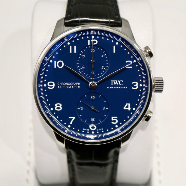 "Portugieser Chronograph Edition ""150 Years"" - Swiss Emporium Melbourne"